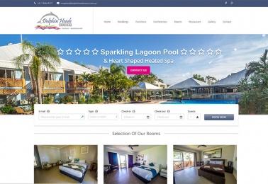 web-design mackay dolphinheads
