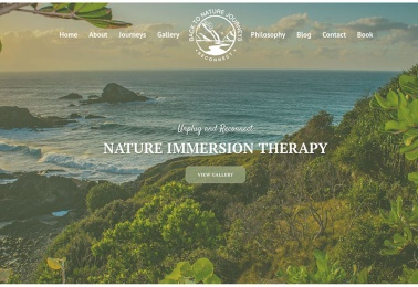 back to nature journeys website