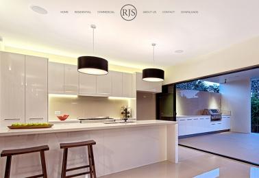 rjs kitchens website