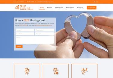 sharonking web design
