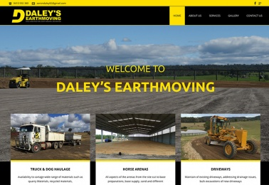 daleys web design QLD