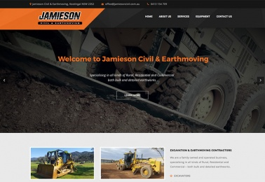 jamieson civil tamworth website