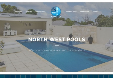 north west pools design