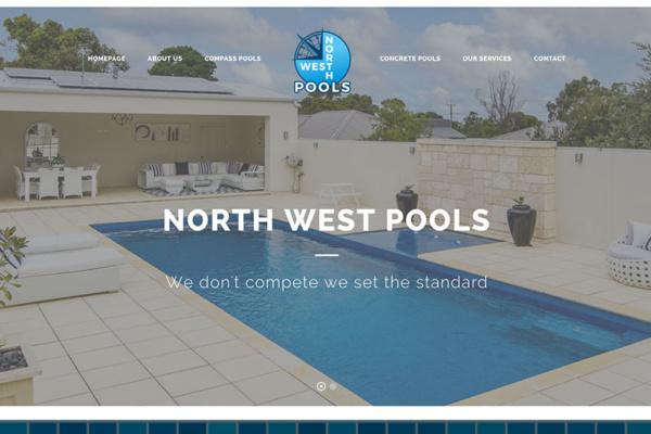 north west pools design