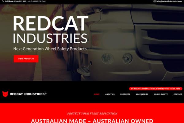 redcat web design